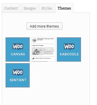 mailpoet themes